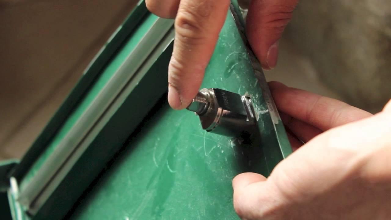 astuces ouvrir boite aux lettres sans clés
