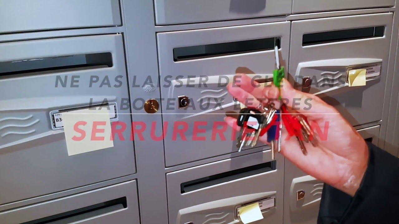 Nos Astuces Pour Ouvrir Une Boîte Aux Lettre Sans Les Clés