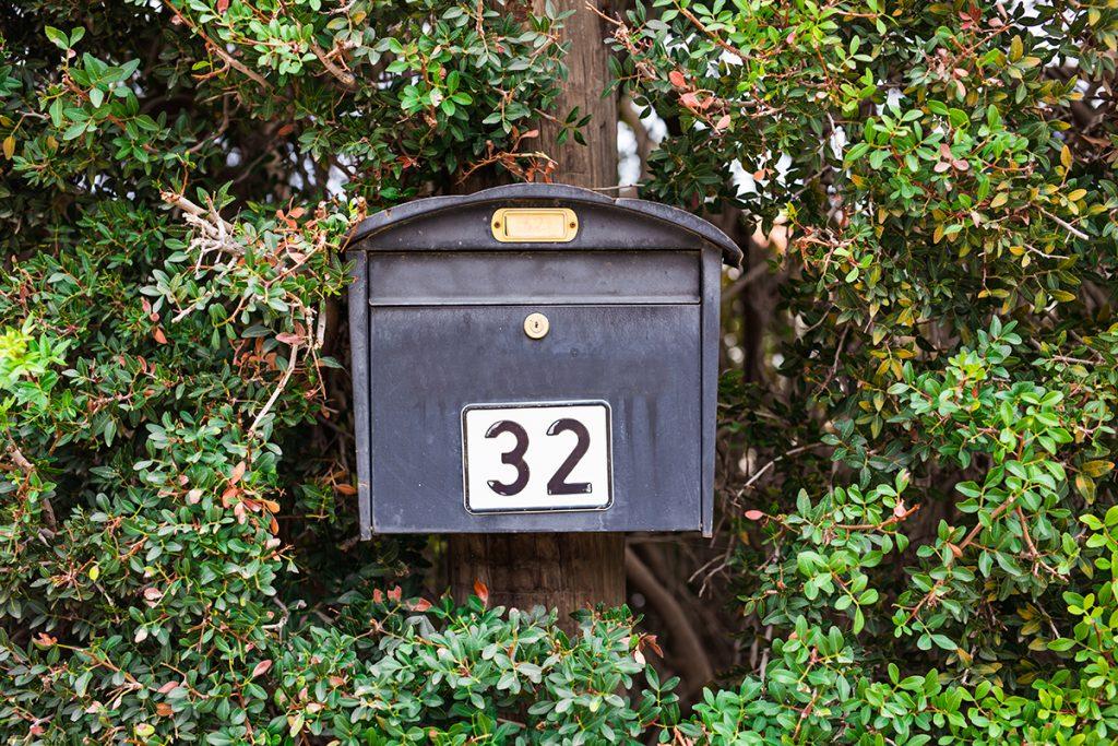 Comment changer la serrure de sa boîte aux lettres
